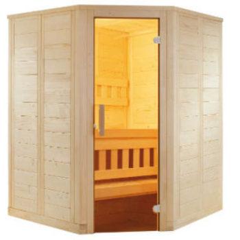Sauna Wellfun Mini 145 x 145 cm